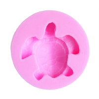 Turtle Silicone Fondant Mould