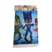 PJ Mask Plastic Table Cloth