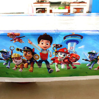 Paw Patrol Plastic Table Cloth