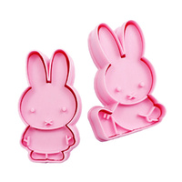 Bunny Plunger Cutter - 2pc Set
