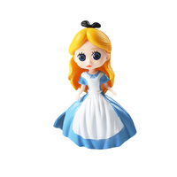 Alice Toy Cake Topper