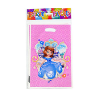 Princess Sofia Loot Bags 10pcs
