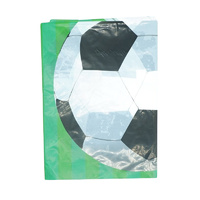 Soccer Plastic Table Cloth