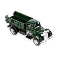 Army Truck Toy Cake Topper