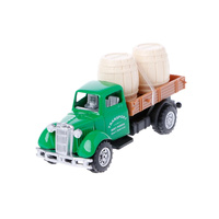 Barrel Truck Toy Cake Topper