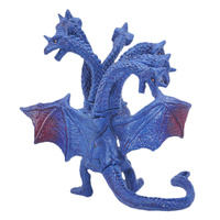 Dragon Cake Topper Purple