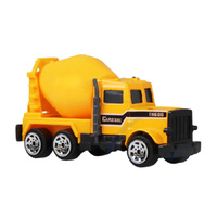 Cement Mixer Truck Toy Decoration