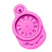 Clock Silicone Mould