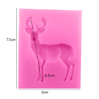 Deer Silicone Mould
