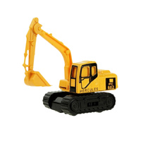 excavator Toy Decoration
