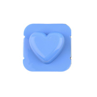Hard Boiled Egg Shaper Heart - Mixed Colours