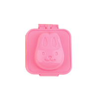 Hard Boiled Egg Shaper Rabbit - Mixed Colours