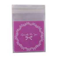 Especially  For You Self Adhesive Bag 7cm - 25 Pack
