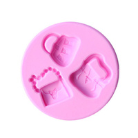 HANDBAGS SILICONE MOULD