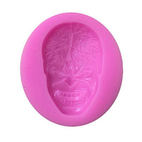HULK SILICONE MOULD