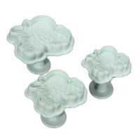 LACE PLUNGER CUTTER 3 PC