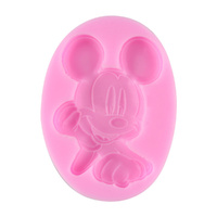 MICKEY MOUSE SILICONE MOULD