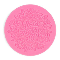 PATTERN SILICONE MOULD