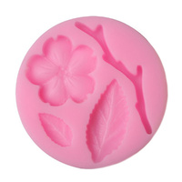 PLUM FLOWER MOULD