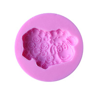 SILICONE MOULD - SHEEP