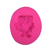 SPONGE BOB SMALL SILICONE MOULD