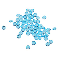 Diamond Table Confetti 4.5mm Light Blue - 5000 Pack