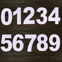 Numbers Cake Marker Set 10inch