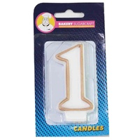 GOLD CANDLE - 1