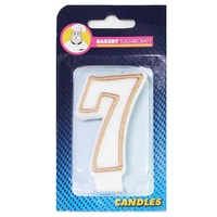 GOLD CANDLE - 7