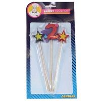STAR PICK CANDLE - 2