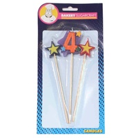 STAR PICK CANDLE - 4