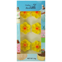 DAFFODILS 35MM 2D PACK OF 8