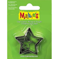 CUTTER SET - STAR SET OF 3