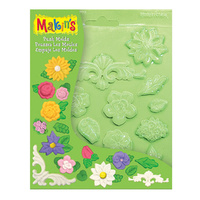 MAKINS PUSH MOULD - FLORAL