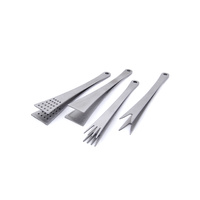 Maher 4pc Food Tong Set