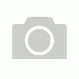 Gobake Cake Card Square Masonite 4mm Black - 6 Inch