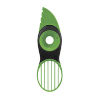 Oxo Good Grips 3in1 Avo Slicer Green