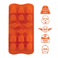 STAR WARS - SILICONE CHOCOLATE MOULD