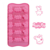 PEPPA PIG - SILICONE CHOCOLATE MOULD
