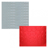 DOTS BORDER IMPRESSION MAT