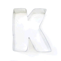 COOKIE CUTTER - K