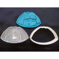 PLUNGER CUTTER - DORA THE EXPLORER DORA