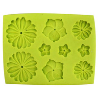 SILICONE MOULD - BLOSSOM SET