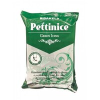 Bakels Pettinice Green Icing Fondant - 750g