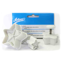 ATECO STAR SET OF 3