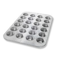 USA Pan 24 Cup Mini Muffin Pan