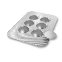 USA Pan Mini 6 Well Cheesecake Pan