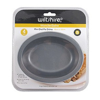 Wiltshire Wonderbake Mini Oval Pie - 4 Pack