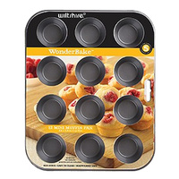 Wiltshire Wonderbake 12 Cup Mini Muffin Pan