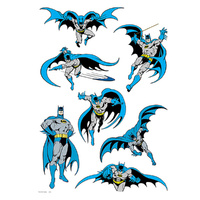 BATMAN CHARACTER SHEET